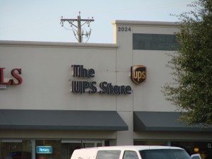 UPS Store at 2024 West 15th Street, Plano, TX 75075