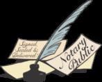 Plano TX Notary Logo